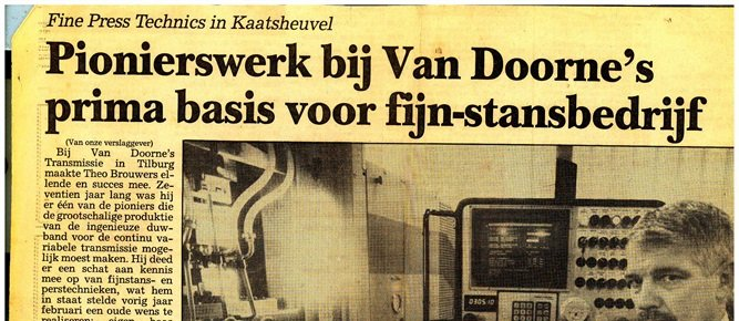 1989 | Historie FPT